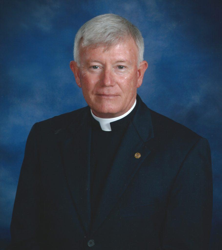 Fr. Michael Kavanaugh