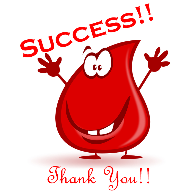 blood drive results goal achieved  saint peter the christopher columbus clipart columbus clipart free