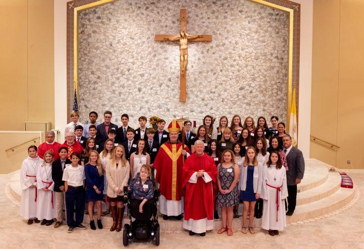 St  Peter the Apostle Catholic Parish - Savannah, GA Saint